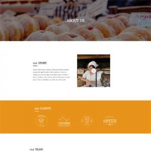 Bakery - About